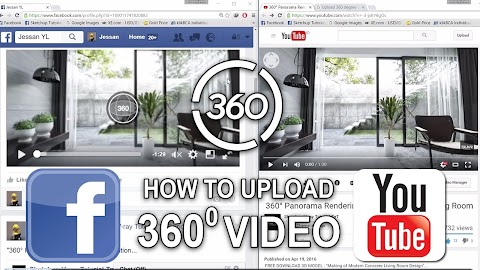 Upload 360 Video To Youtube
