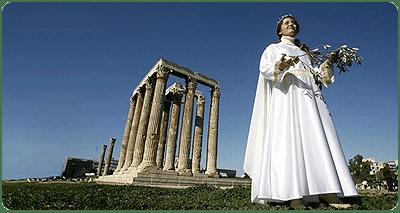 Ο Αρχαιολατρικός Φανατισμός ένναντι του Χριστιανισμού