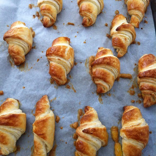 Croissant - After @ Home by Nouhailler, on Flickr