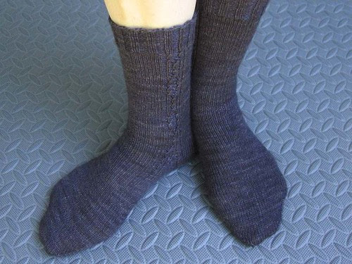 Earl Grey socks