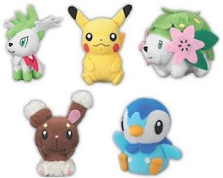 Pokemon Friends DP2 Bandai