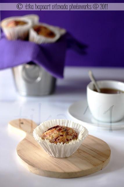 (Homemade) Blueberry and yogurt muffin - 2
