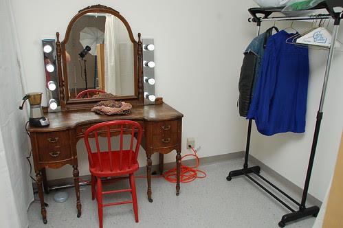 Studio Changing Room
