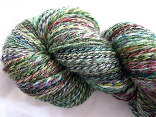 JulieSpins Jungle 3ply