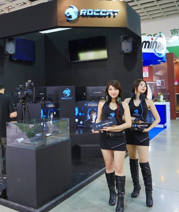 Booth Babes Computex 2014 (61)