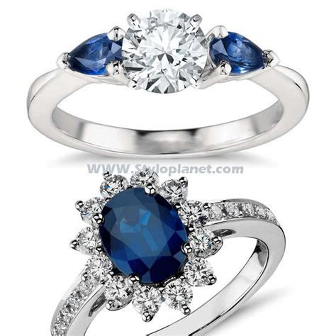 Bridal Beautiful Engagement Ring Designs 2017   Stylo Planet