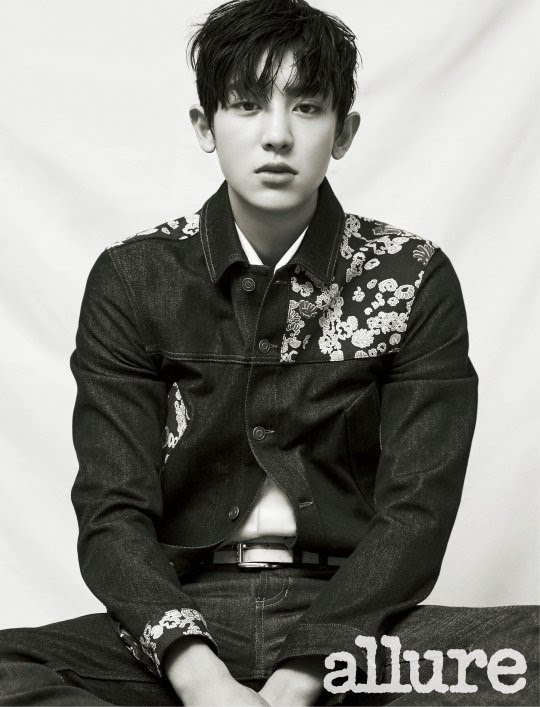 It's All About the Eyes for EXO's Chanyeol in New Pictorial
