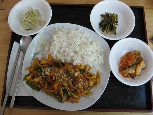 Aaberna set meal