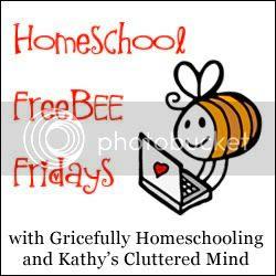 Homeschool FreeBEE Fridays