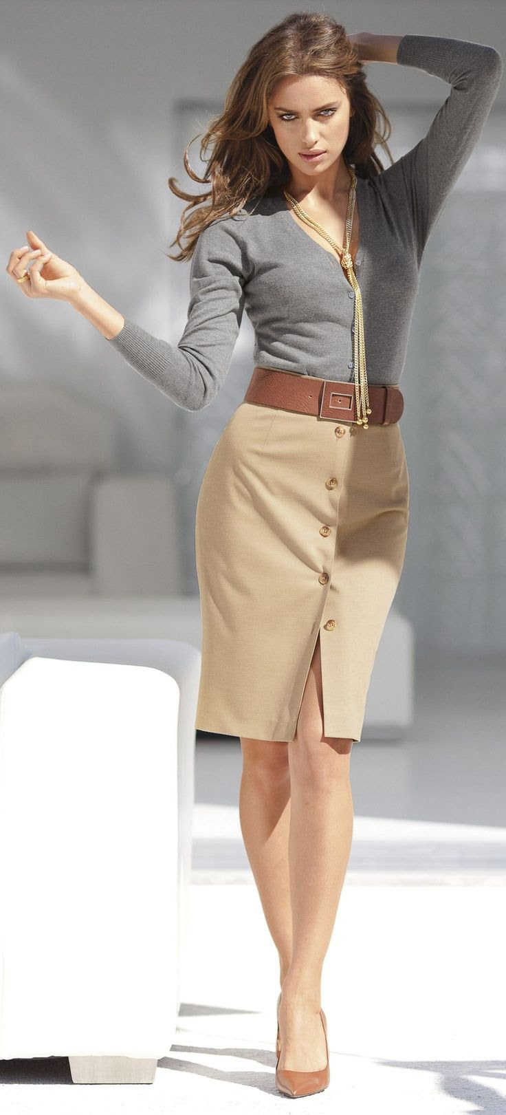 work outfits for women  fashionable work clothes  the xerxes
