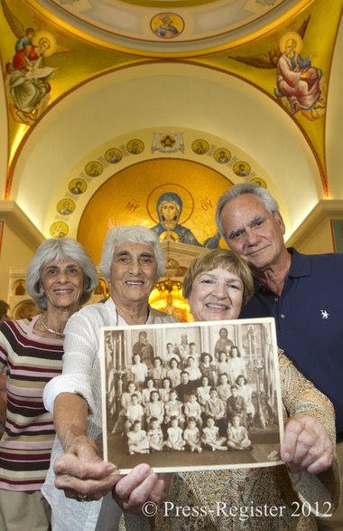 Annuciation Greek Orthodox Church celebrates it's 100th anniversary.