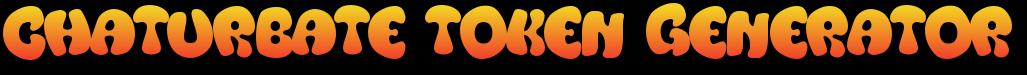 Chaturbate Token Adder: Chaturbate Token Generator [FREE ...