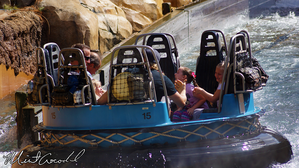 Disneyland Resort, Disneyland, Grizzly River Run