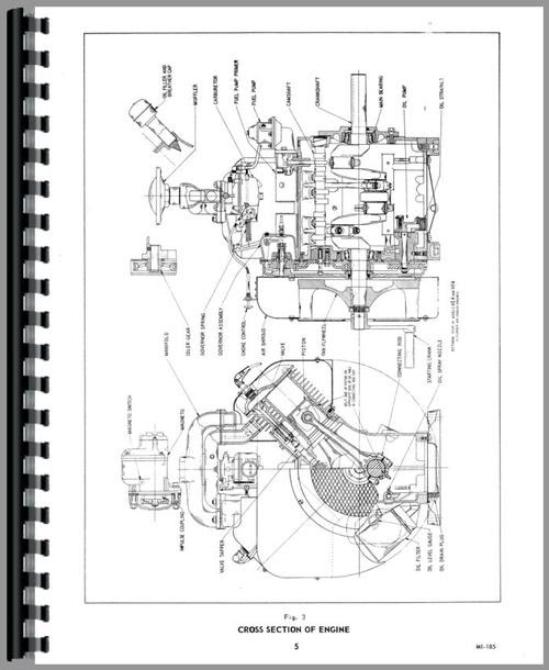 Wisconsin Engine Diagram