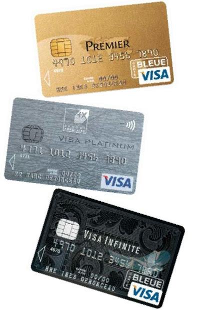 Carte Bleue Visa Premier La Banque Postale