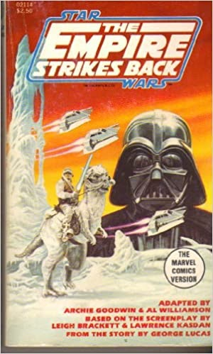 The Empire Strikes Back Comic Book