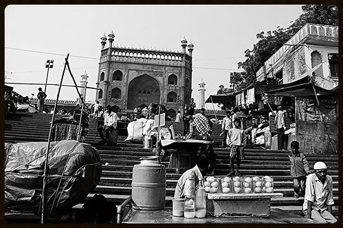 Tears On The Soul Of Delhi's Heritage by firoze shakir photographerno1