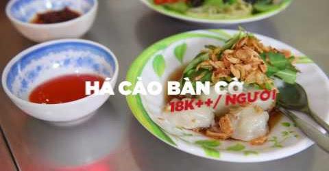 [Saigon Street Bites - S01] Quận 5 - Tập 6: Há Cảo Bàn Cờ