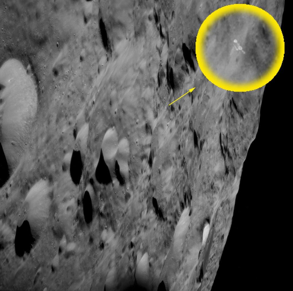 Possível base lunar