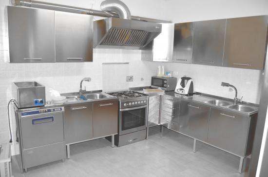 Arredamento Cucina Acciaio.Forno Rotor Cucina Arredo Cucina Professionale
