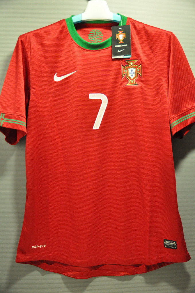Portugal+Ronaldo+Soccer Jersey+Football Shirt+Replica+2012+Maglia+Trikot+ NWT+World Cup+European ...
