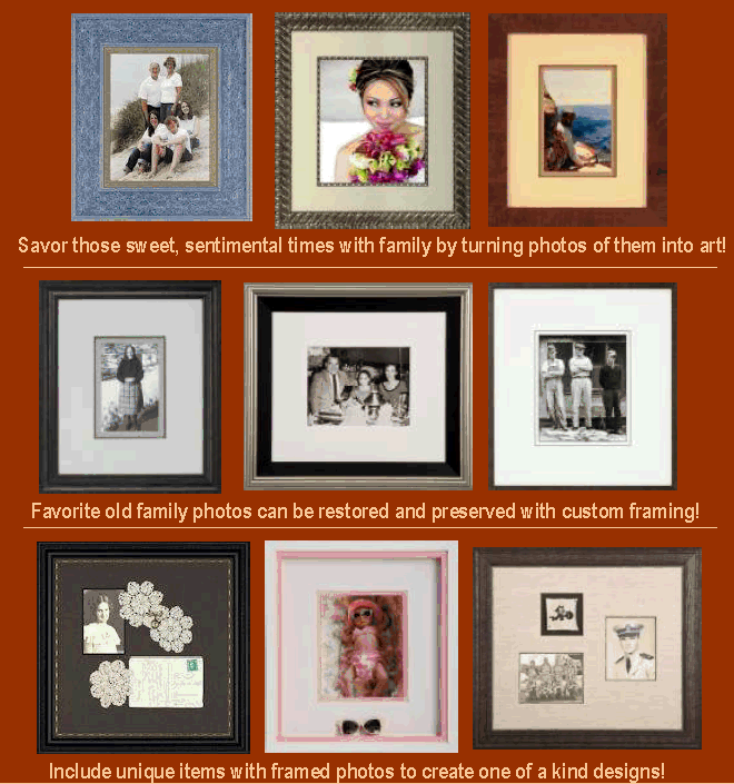 Enhance Artwork With Mats Frames That Bring Out Its Beauty