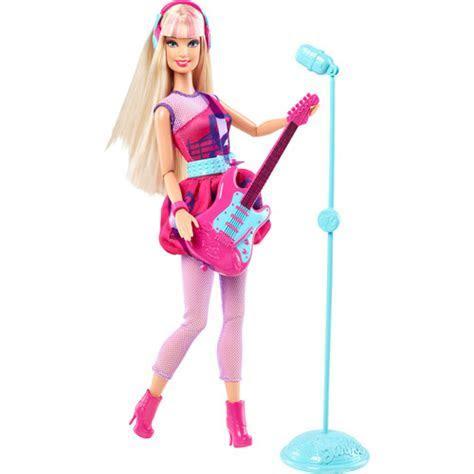 Kids Corner   Barbie Dolls   BRB I CAN BE POP STAR Y7374