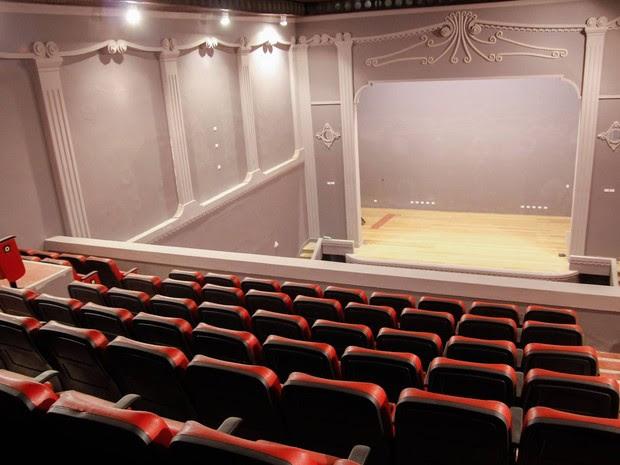 Cine Teatro São José dos Campos (Foto: Divulgação/FCCR)