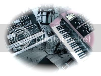 Zviij's electronics   Rhodes piano