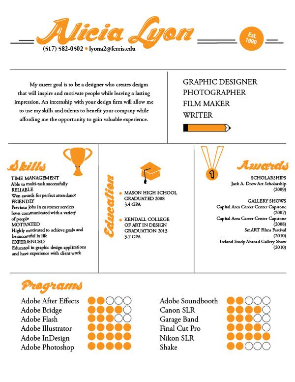 Creative Resume Examples from lh6.googleusercontent.com