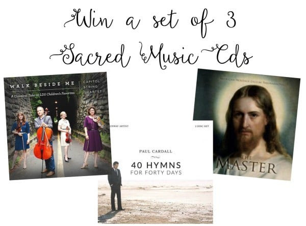 sacred music cds
