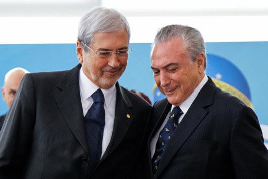 da Secretaria de Governo da Presidência da República, Antônio Imbassahy | Foto: Beto Barata / PR