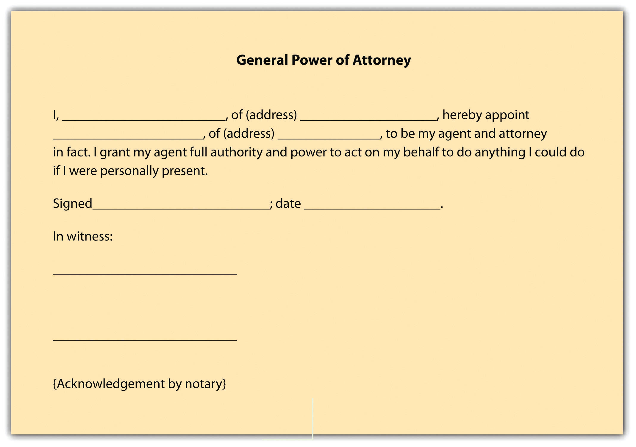 figure 18 2 general power of attorney