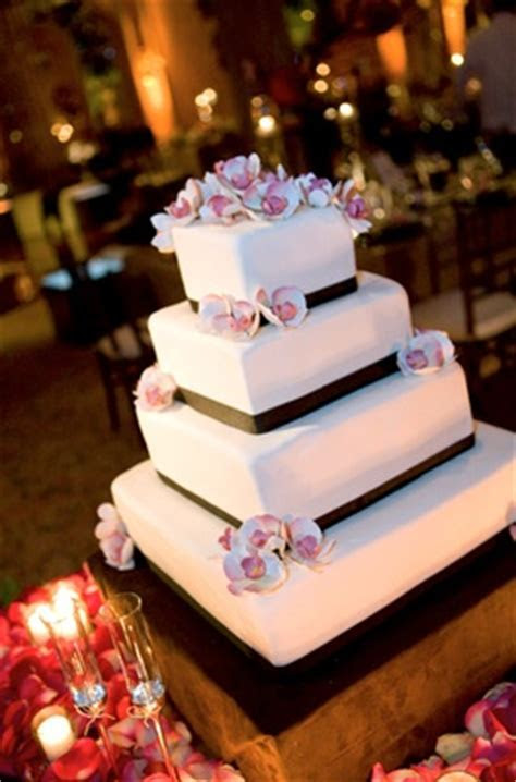 Pretty Pink & Chocolate Brown Wedding at The Beverly Hills