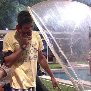 Big Fone: Direção erra e repete mensagem (Big Brother Brasil)