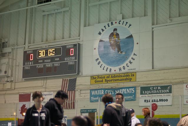 Water city Roller Hockey