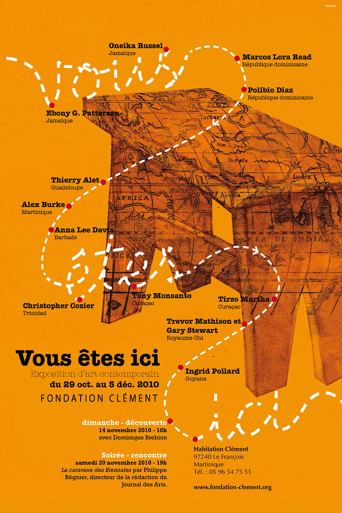 Martinique Poster