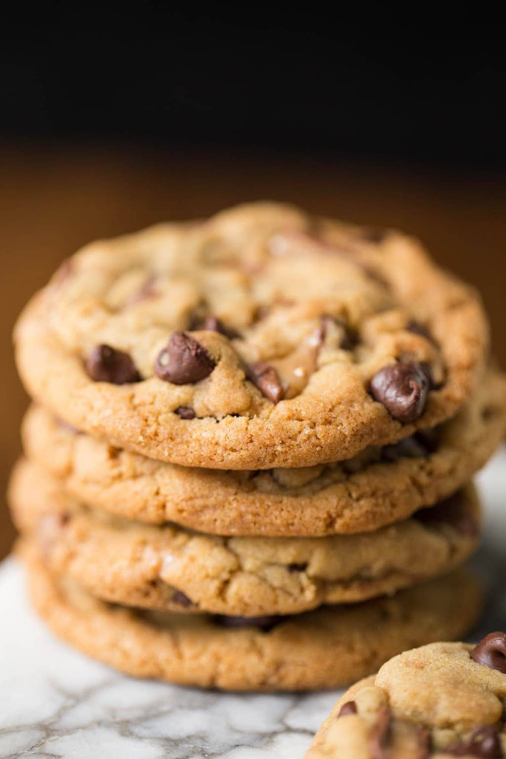 One Bowl Toffee Bar Chocolate Chip Cookies | The Café ...