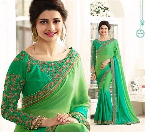 Sari Ethnic Party Wear Traditional Wedding Indian Designer