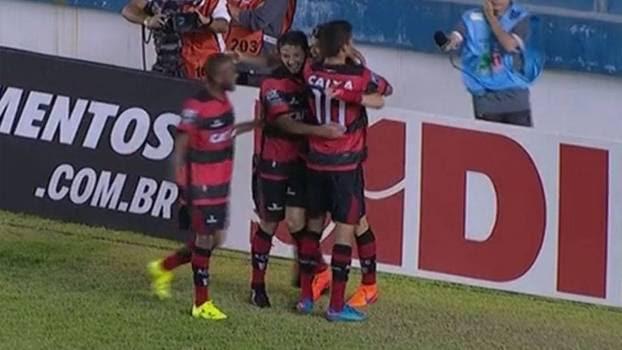 Atlético-GO venceu o Macaé fora de casa na Série B