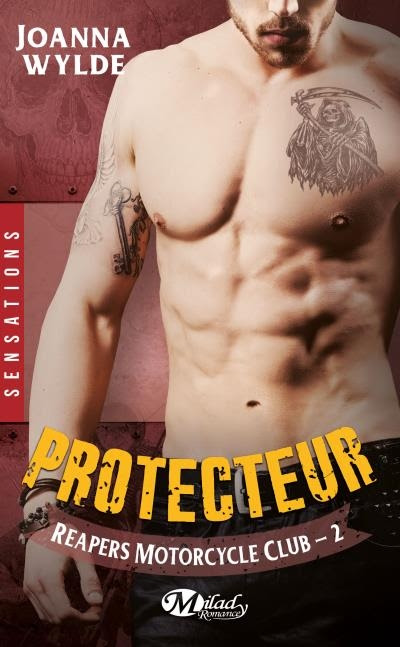 Couverture Reapers Motorcycle Club, tome 2 : Protecteur