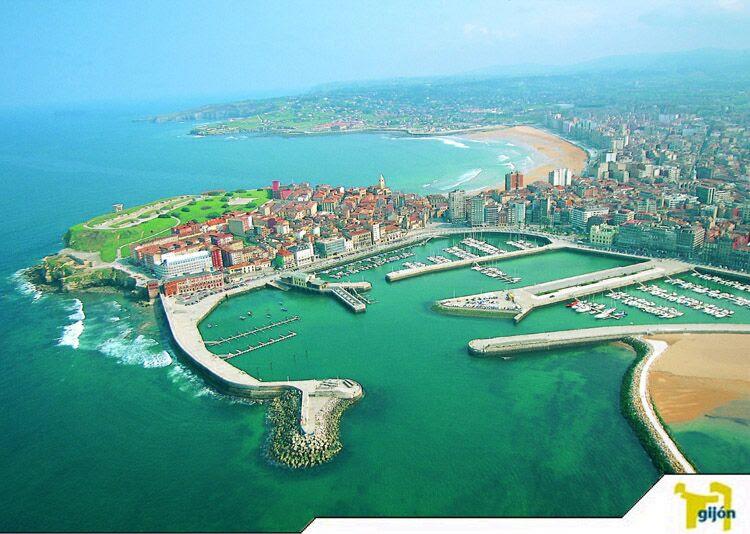 Gijón, Asturias, España