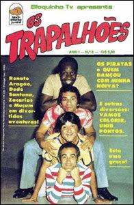 Os Trapalhões # 8