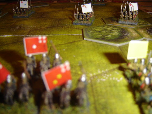 Cautious Infantry Advance