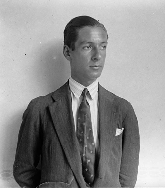 Retrato de Albert Oliveras i Folch en los años 20. © Arxiu Fotogràfic de Catalunya. Centre Excursionista de Catalunya