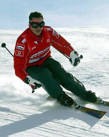 Hot and Trendy Naija!: Michael Schumacher's wife reveals ...