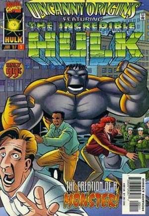 Uncanny Origins (1996-1997)#5