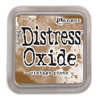 Tim Holtz Distress Oxide Ink Pad VINTAGE PHOTO Ranger TDO56317