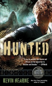 Hunted final cover