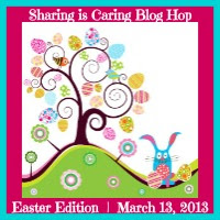 Sharing is Caring Blog Hop